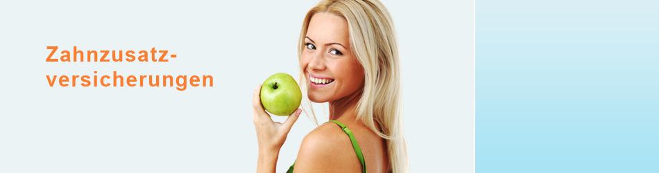 Zahnzusatzversicherung Vergleichen