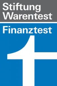 Allianz ZahnFit Logo Stiftung Warentest